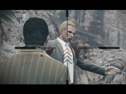 'Skyfall' train fight recreated in GTA 5