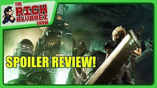Is Final Fantasy 7 remake worth the hype? - spoiler review