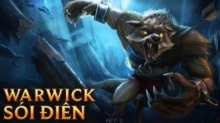 Warwick Sói Điên - Feral Warwick - Skins lol
