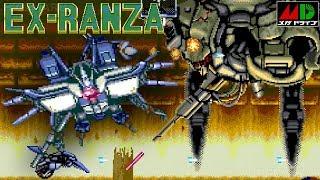 エクスランザー : Ex-Ranza(Ranger X) メガドライブ実機[SoundMod]
