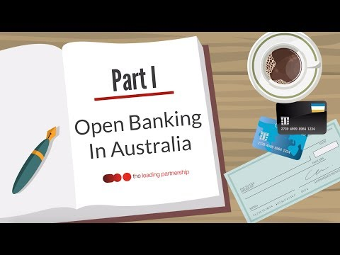 Overview of Open Banking in Australia