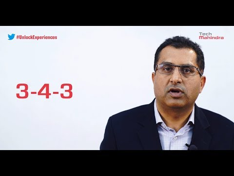 Manish Vyas on Tech Mahindra's 3-4-3 Strategy for Communications and Media & Entertainment