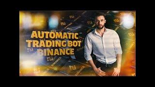 Binance Trading Bot - $500 per day? - crypto trading bot, binance trading bot download