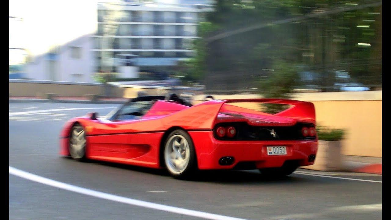 photo Ferrari F50