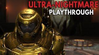 Doom Eternal: ULTRA-NIGHTMARE Playthrough