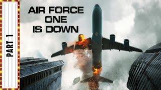 Air Force One ist ausgefallen Teil 1 | Linda Hamilton | Thriller Filme | Das Mitternachts-Screening