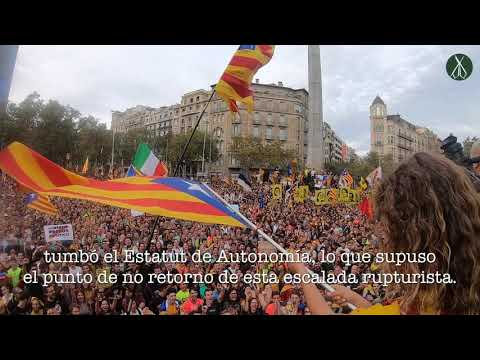Catalunya tras la sentencia del Procés. Parte I: Día.