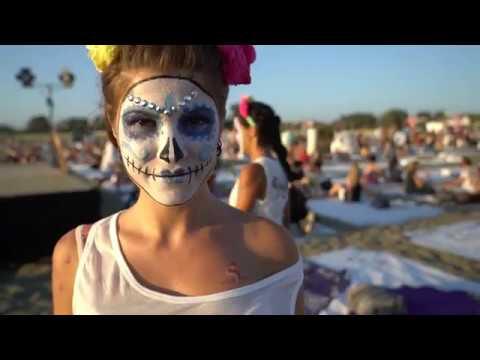 Singita Miracle Beach Fregene  Dia de Los Muertos