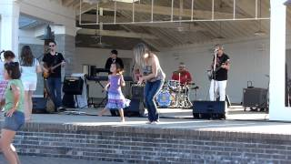 Uncle Hairy Band (feat. Terry Nash)-crazy Little Thing Called Love-hd-kure Beach, Nc-5/3/15