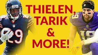 Tarik Cohen Is Now A Fantasy Football Flex Option — Let's Watch Some Film!