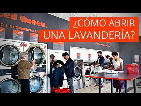 , ¿Cuánto dinero genera una lavandería autoservicio?