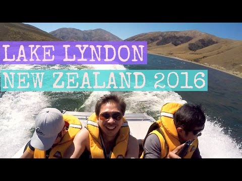 Lake Lyndon, New Zealand - Mar 6, 2016