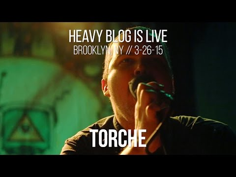 Torche: Live in Brooklyn, NY 3-26-15 (FULL SET)