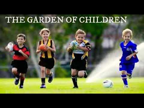 The Garden of children: DORE UKO UMWANA MUTO AKWIRIYE GUKORA IMYITOZO NGORORAMUBIRI