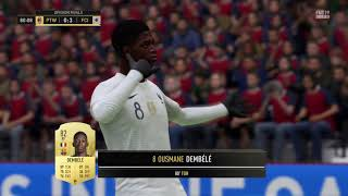 FIFA 19 Goal of the week submit