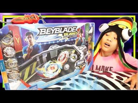 LITERALLY THE MOST EPIC STADIUM EVER BRO! BEYBLADE ULTIMATE TOURNAMENT COLLECTION UNBOXING