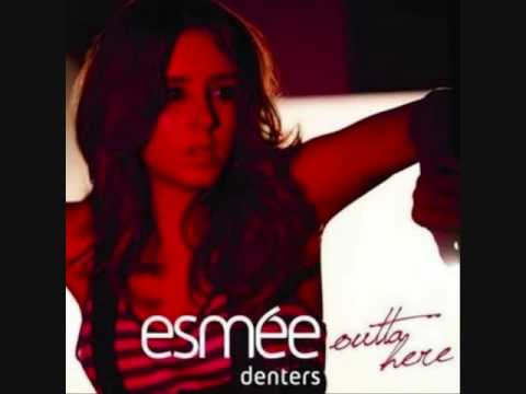 Esmee Denters - Outta Here [ OFFICIAL ] [ Lyrics ]