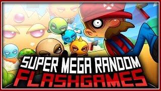 Kill The Plumber | Super Mega Random Flash Game