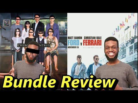 Parasite & Ford V Ferrari - Bundle Review