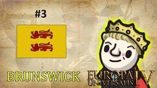 Europa Universalis IV - Just Playing - Brunswick!