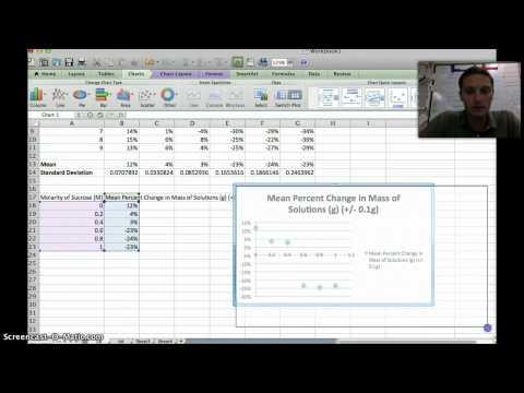 mean median mode standard deviation pdf