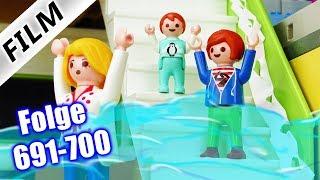 Playmobil Filme Familie Vogel: Folge 691-700   Kinderserie   Videosammlung Compilation Deutsch