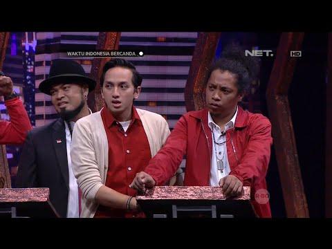 Waktu Indonesia Bercanda - Ge Pamungkas Ngga Terima Jawaban Cak Lontong