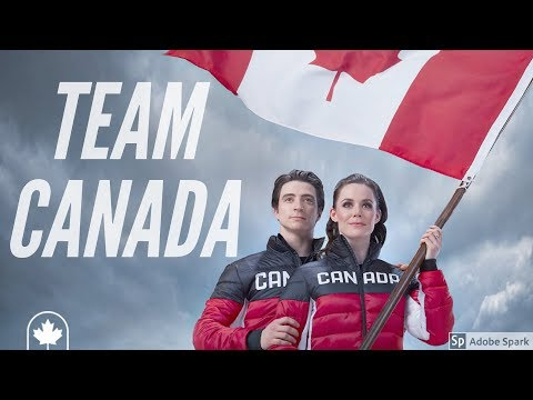 TEAM CANADA   Figure Skating 2018 Olympics Promo  HD 