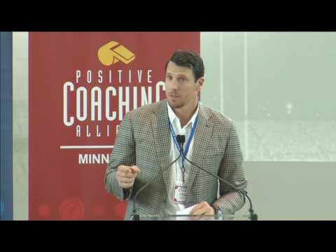 Positive Coaching Alliance: Chad Greenway on youth sports