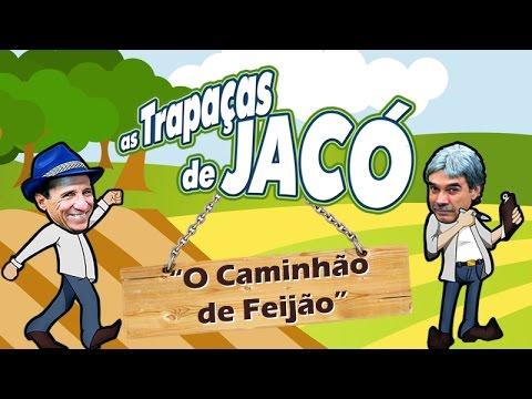 As Trapaças de Jacó (O Caminhão de Feijão) - Nilton Pinto e Tom Carvalho - A Dupla do Riso