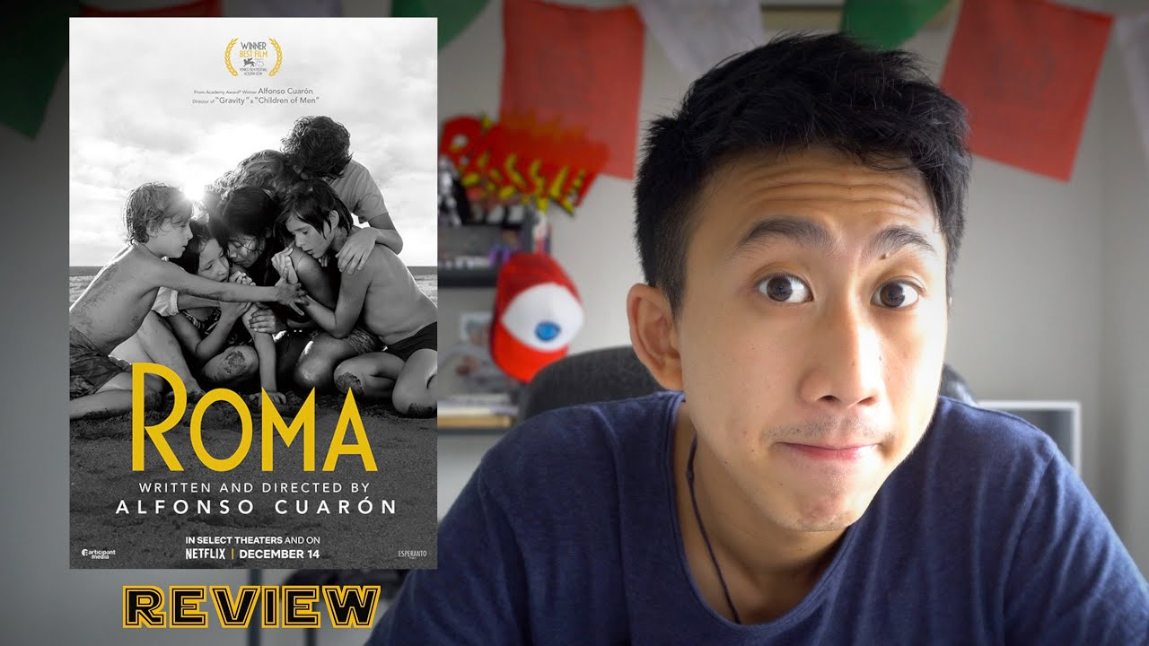 Roma Review (Spoiler Free) - The Oscar Winning Netflix Movie?!