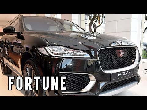 Jaguar F-Pace and Maserati Levante Review and Test Drive   Fortune