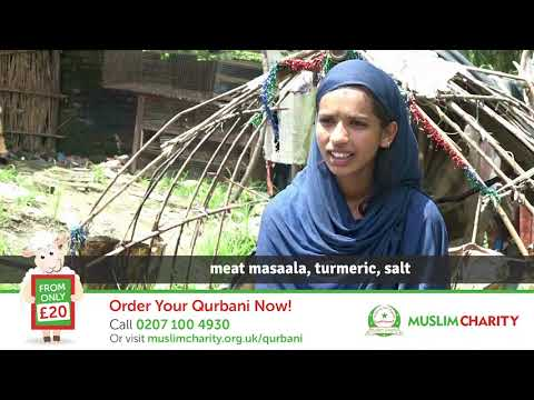 Qurbani – Muslim Charity