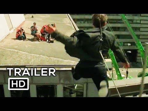 MISSION IMPOSSIBLE 6: FALLOUT Tom Cruise Stunt Goes Wrong (2018) Henry Cavill Action Movie HD