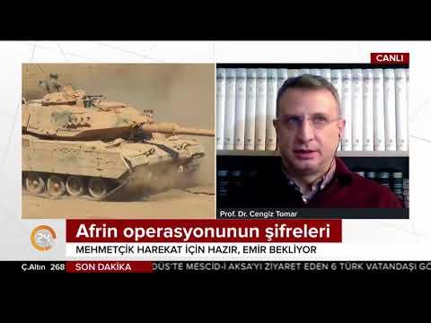 """""""ABD, #Afrin operasyonuna karşı"""""""