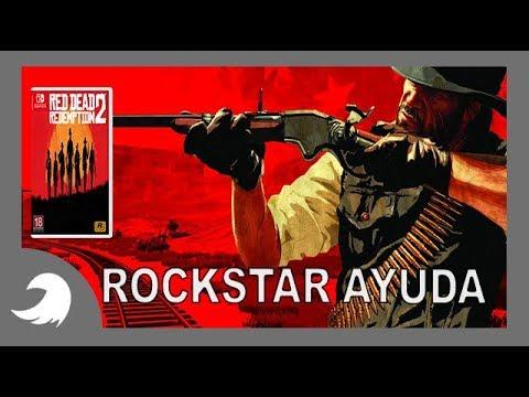 Red Dead Redention 2 en Nintendo Switch