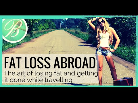 How to lose weight while travelling fat loss abroad youtube how to lose weight while travelling fat loss abroad ccuart Images