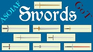 ASOIAF: Swords (GoT and Book Spoilers) - Focus Series