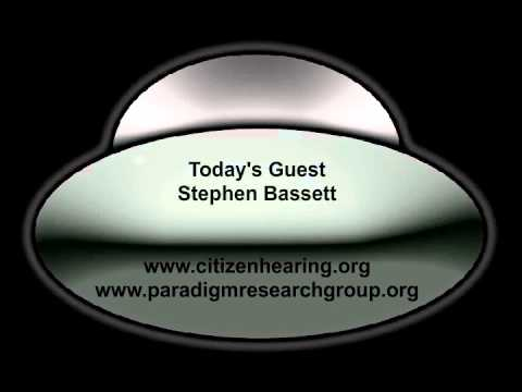 First Contact Radio - Stephen Bassett...