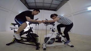 Spin Bike จักรยานปั่นออกกําลังกาย by ExBikes