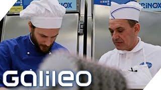 Die Gefängnis-Bäckerei: Wenn Schwerverbrecher backen | Galileo | ProSieben