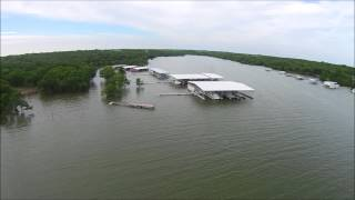 Soldier Creek  Lake Texoma   Flood 5-17-2015
