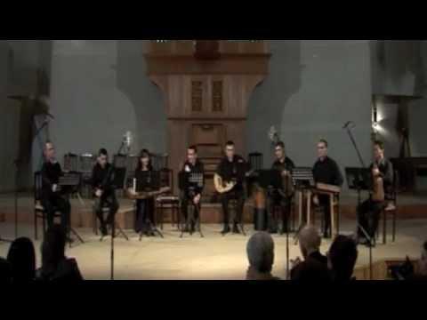 "G.Ieff's music - No 40 ""Gurdjieff Folk Instruments Ensemble""/duduk,kamancha ..."