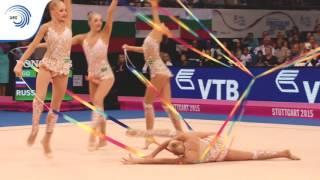 2016 Rhythmic European Championships – Welcome to Holon (ISR)