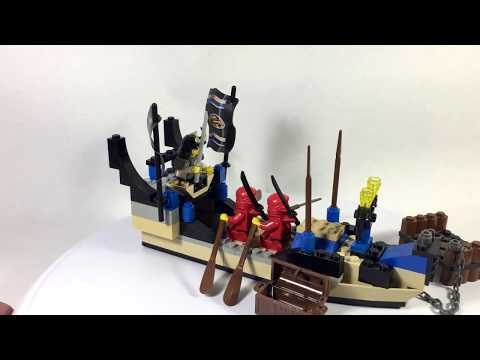 Retro Review: Shanghai Surprise Lego Set #3050
