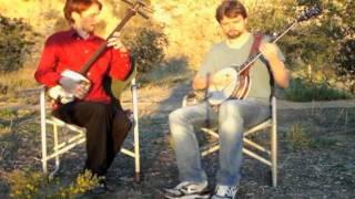 """""""Geamparale de la Constanta"""" Performed on Banjo and Tsugaru Shamisen"""