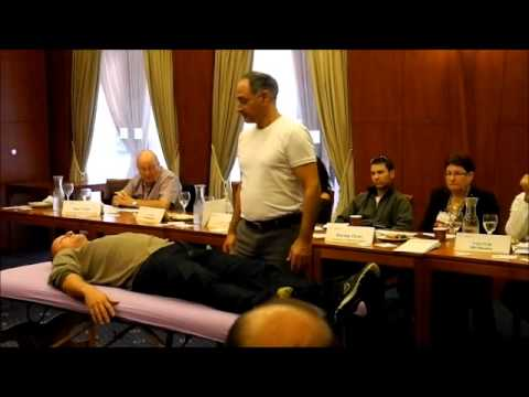 Trager Demo (short) in BNi Anglit Meeting