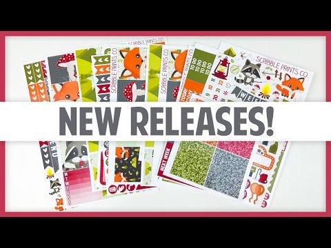 NEW RELEASES // Adventure!