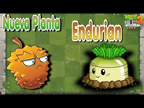 Plants Vs Zombies 2 Chinese Mischief Radish and Endurian Level 1
