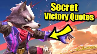How Many Secrets & Easter Eggs Are in Super Smash Bros. Ultimate?